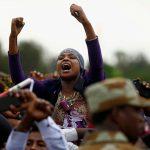 إثيوبيا تعفو عن قيادي بارز للمعارضة حكم عليه بالإعدام