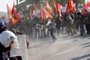 فيديو  قتيلان و15 جريحا بتفجير «شانلي أورفا» في جنوب تركيا