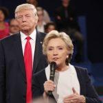استطلاع: هيلاري كلينتون تتقدم على ترامب