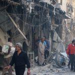 فيديو| صحفي سوري: ما يجري في حلب يشبه «عمليات الإبادة» بالحرب العالمية الثانية