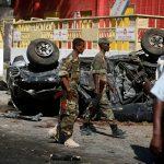 مقتل 4 من ضباط الشرطة بتفجير انتحاري في الصومال