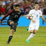 جرين يسجل مرة أخرى في تعادل أمريكا 1-1 مع نيوزيلندا