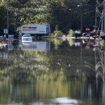 ارتفاع عدد الغرقى جراء الإعصار ماثيو إلى 19 في نورث كارولاينا