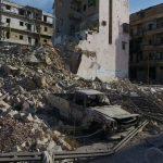 روسيا تدعو إلى إعادة إعمار سوريا