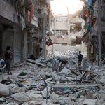 المعارضة في حلب واثقة من الصمود رغم نقص أسلحتها مع اشتداد الحصار