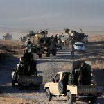 فيديو| «تحرير الموصل».. استعادة 7 قرى والبيشمركة تحفر الخنادق لمواجهة «داعش»