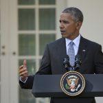 أوباما يبدي ثقته في هزيمة تنظيم «داعش» بالموصل