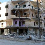 دخول الهدنة الروسية في حلب السورية حيز التنفيذ