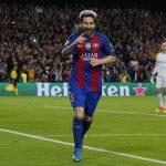 ميسي يحقق رقما قياسيا جديدا ويقود برشلونة للفوز على بيلباو