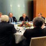 المحادثات الرباعية تحرز تقدما بشأن أوكرانيا وتتعثر حول سوريا
