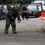 مشتبه بانتمائه لتنظيم داعش يطعن ثلاثة من شرطة إندونيسيا