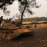 غارات جوية سورية على حلب وسط اشتباكات عنيفة
