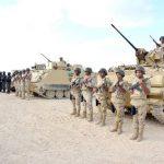 صور  حملات عسكرية موسعة لمواجهة عناصر الإرهاب في سيناء