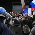 حملات عنصرية ضد المهاجرين في فرنسا