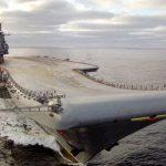 روسيا ترسل حاملة طائرات إلى البحر المتوسط
