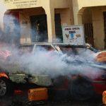 انفجار سيارة ملغومة في شمال شرق نيجيريا