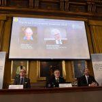 البريطاني هارت والفنلندي هولمستروم يفوزان بجائزة نوبل للاقتصاد