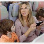 جينيفر أنيستون تحصل على 5 ملايين دولار مقابل إعلان لـ«الطيران» الإمارات