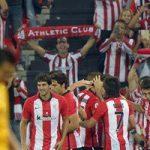 أتلتيك بلباو يحقق فوزا مثيرا على ريال سوسيداد بالدوري الإسباني