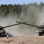 سر تدريب جنود روسيا على حروب الصحراء في مصر
