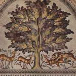 إزاحة الستار عن أكبر لوحات الفسيفساء في الشرق الأوسط