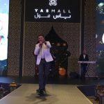صور| راغب علامة يفتتح أسبوع الموضة في أبو ظبي