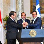 قمة القاهرة: تعاون مصر وقبرص واليونان غير موجه ضد دول أخرى