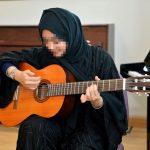 السعودية تشترط موافقة ولي الأمر لتعلم الإناثالعزف على الآلات الموسيقية