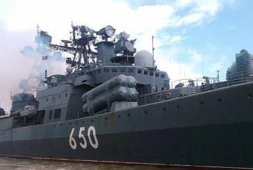 روسيا توسع قاعدتها البحرية في طرطوس بموافقة سورية