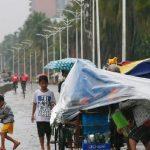 إغلاق المدارس وتوقف النقل في جنوب الصين مع وصول الإعصار ساريكا