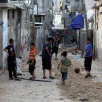 قطاع غزة يتخطى حاجز الـ2 مليون نسمة