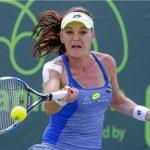 رادفانسكا تحصد لقب بطولة الصين المفتوحة للتنس على حساب كونتا