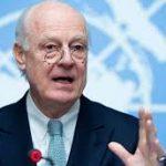 فيديو| روسيا تتبنى اقتراح دي مستورا حول سوريا.. وأمريكا ترفضه