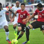 «الأمم الأفريقية» تجدد الصدام بين مصر وغانا