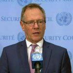 مشروع قرار نيوزيلندي في مجلس الأمن لوقف الغارات الجوية على حلب