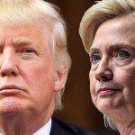 فيديو| كلينتون وترامب يسعيان لجذب الأصوات المتأرجحة لحسم السباق الرئاسي