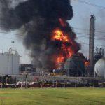 انفجار داخل أكبر المصانع الكيميائية في ألمانيا وأنباء عن سقوط ضحايا