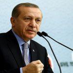 إردوغان: العراق لا يمكنه التعامل مع هجوم الموصل بمفرده
