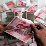 التدفقات الرأسمالية الخارجة من الصين تهبط في الربع الأول من 2017