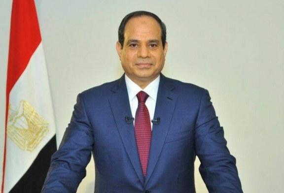 السيسي يناقش نتائج قمة عمان مع الإدارة الأمريكية