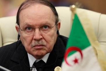 ظهور بوتفليقة على التلفزيون الجزائري للرد على شائعات حول حالته الصحية