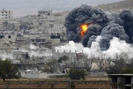 المرصد السوري: مقتل 16 مدنيا في غارات للتحالف الدولي غرب الرقة