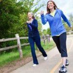 المشي يحسن وظائف المخ