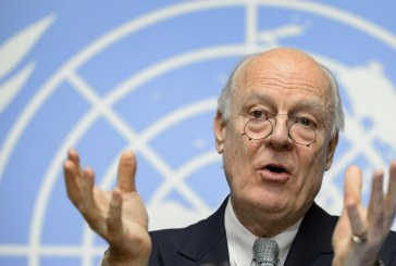 المبعوث الأممي الخاص لسوريا سيشارك في محادثات استانة