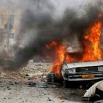 مراسل الغد: مقتل 10 أشخاص في انفجار بغداد
