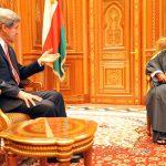 النزاع في اليمن محور محادثات كيري في سلطنة عمان