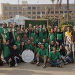 نموذج محاكاة.. عالم عربي واحد في جامعة عين شمس