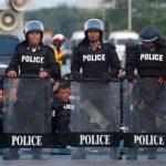شرطة ميانمار تفتح النار على محتجين ومقتل شخص