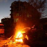 مقتل 3 في انفجار سيارة ملغومة قرب سوق في العاصمة الصومالية