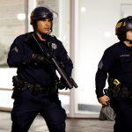 الشرطة الأمريكية تقتل شابا أطلق النار على محكمة فيدرالية